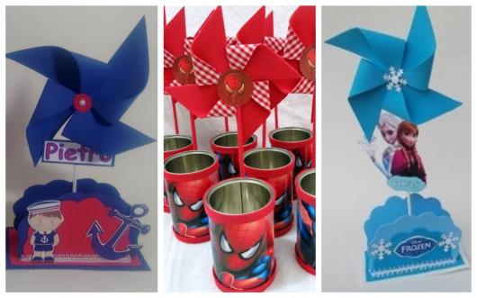 Descubra como utilizar o catavento em EVA para decorar festas e divertir as crianças!