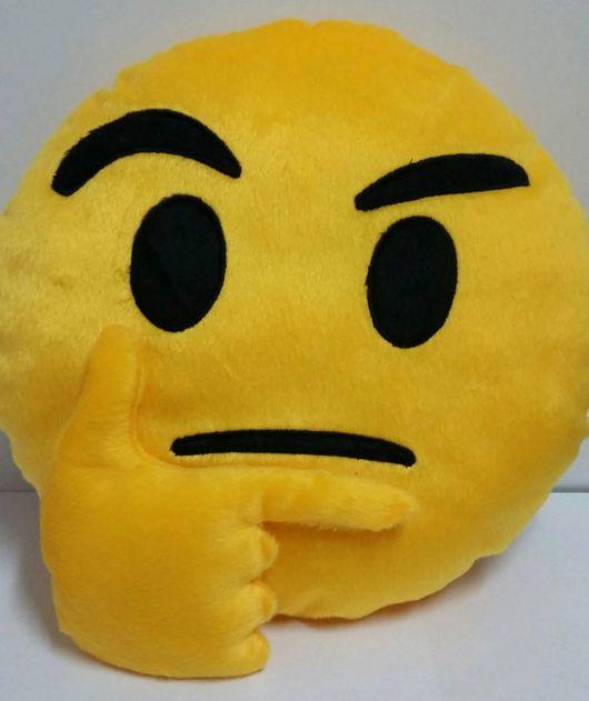 Como fazer almofadas: De emoji