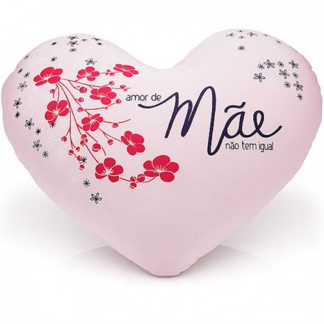 Como fazer almofadas: De coração para Dia das Mães