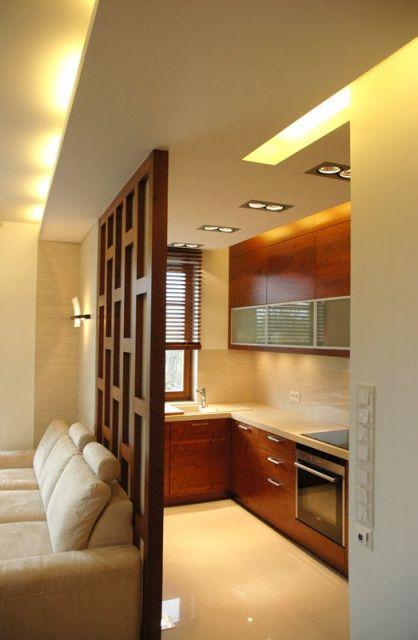 cozinha pequena integrada