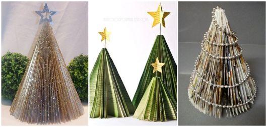 modelos de árvore de revista