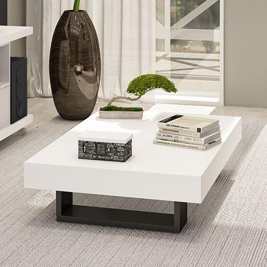 Além de moderno, o modelo laqueado é exuberante e combina com muitos projetos