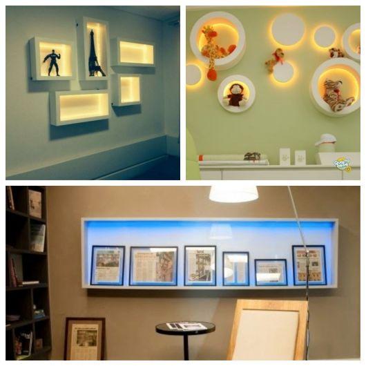 50 projetos incríveis de nicho com LED para conquistar você!