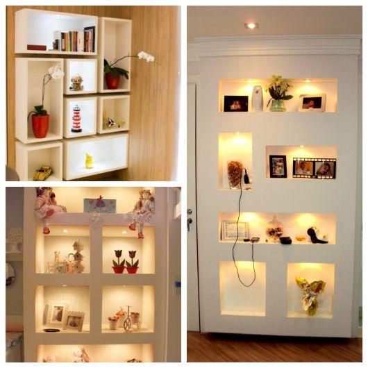 Ideias para quarto, banheiro e diversos ambientes da casa