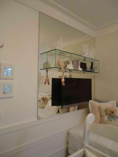 Os nichos são bons para decorar quartos delicados