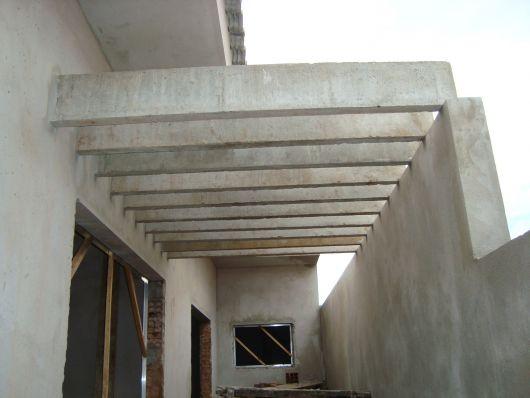 Modelo linear e convencional em corredores e áreas de transição