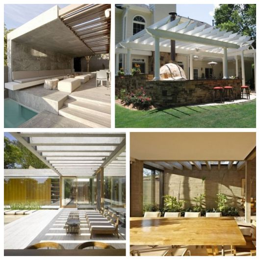 Saiba tudo sobre o pergolado de concreto com ótimas dicas e fotos de projetos!