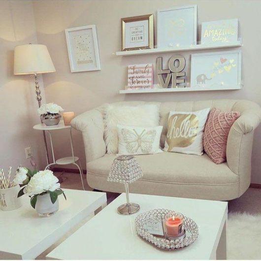 Veja dica para selecionar os quadros para decorar a sala
