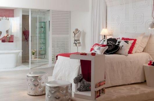 quarto moderno feminino