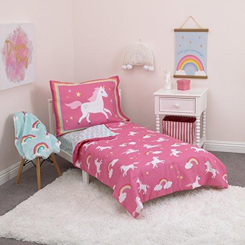 A roupa de cama ajuda a decorar com o tema