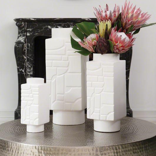 Dica para diferenciar a decoração com os vasos de cerâmica