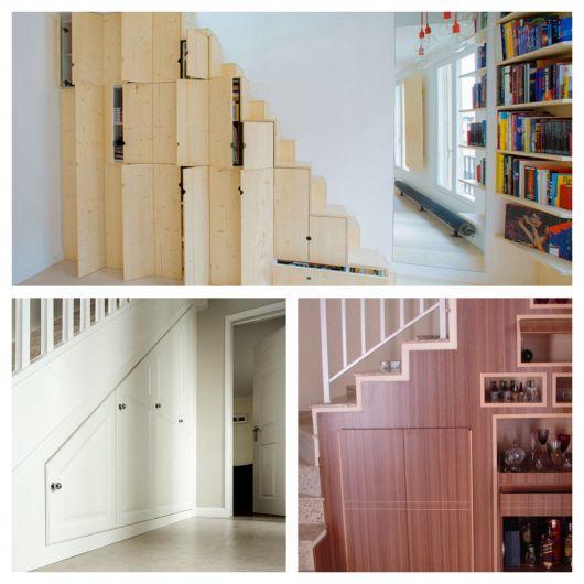 40 projetos inspiradores de armário embaixo da escada + dicas úteis!