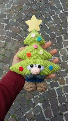 boneco natalino