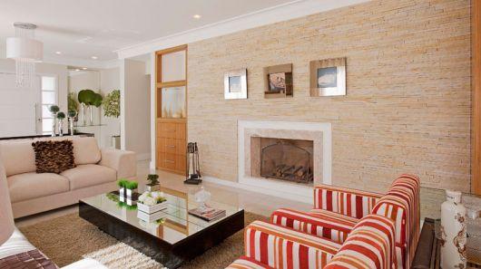 azulejos para sala tipo pedra