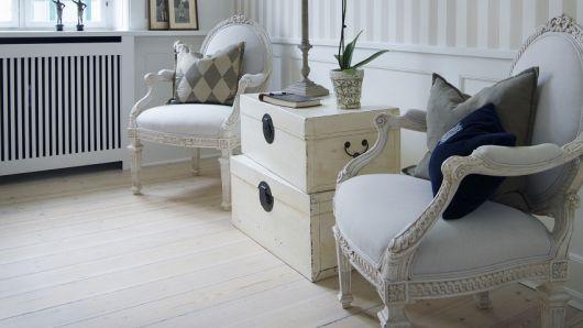 cadeira provençal poltrona branca
