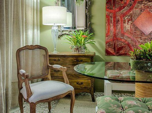 fotos de cadeira provençal