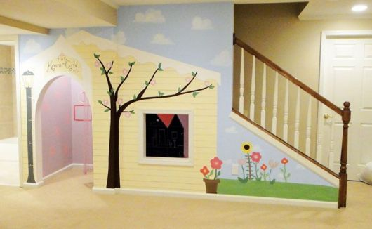 Você pode apostar na arte para decorar o novo espaço de seu pet!