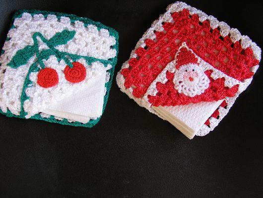 Porta guardanapos perfeitos para decorar a mesa de Natal