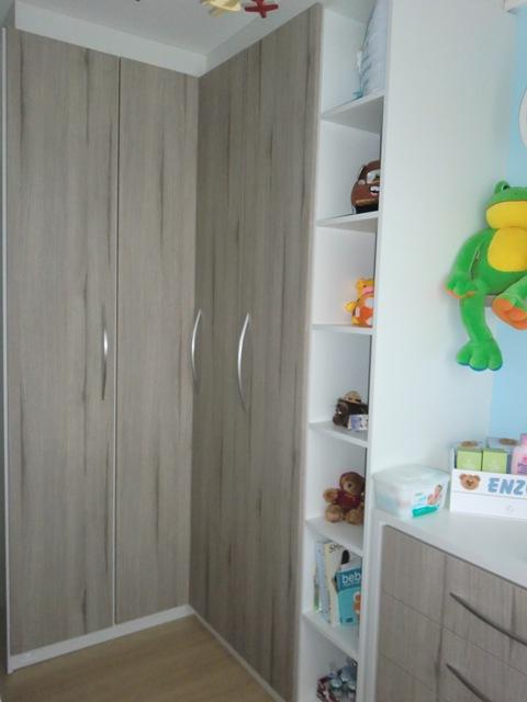 guarda-roupa para quarto de bebê