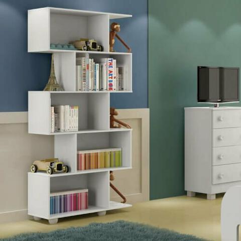 Estruturas diferenciadas são ideais para quartos