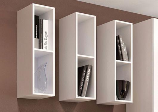 Projetos minimalistas são ótimos para decorações em linhas modernas
