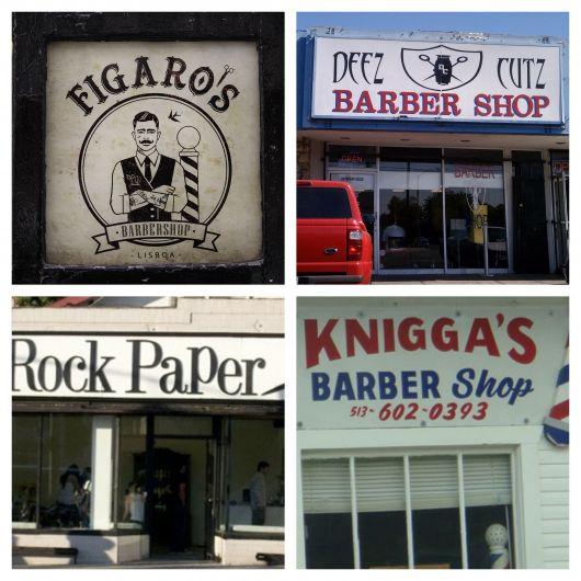 São várias ideias perfeitas para todos os estilos de barbearia