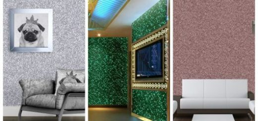 Já pensou em ter uma parede com glitter? Fique por dentro dessa tendência!