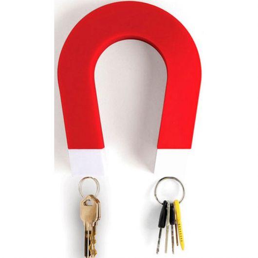 Um lindo e criativo imã perfeito para deixar as chaves de casa e do carr