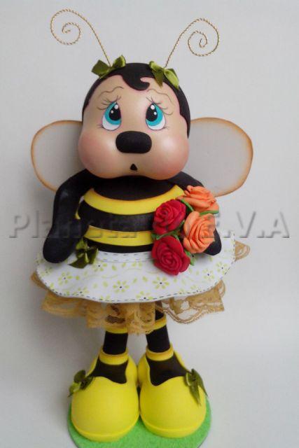 abelha decoração
