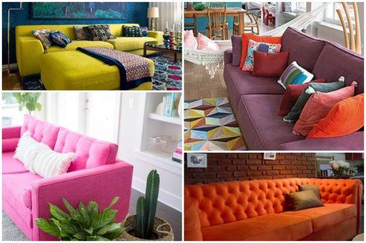 modelos de sofás modernos