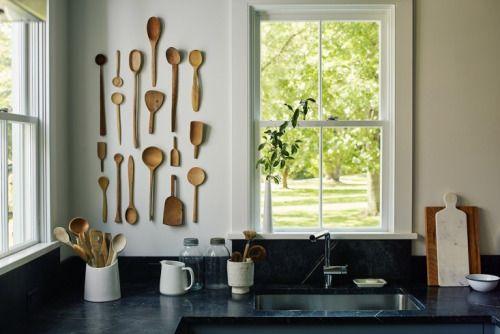 decoração simples cozinha