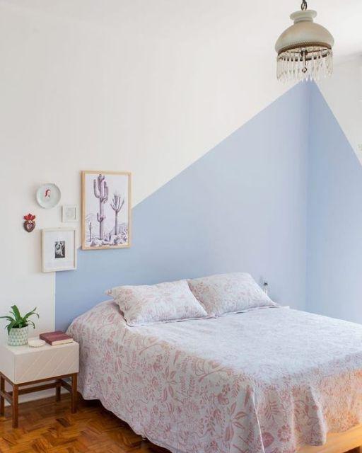 decoração barata quarto