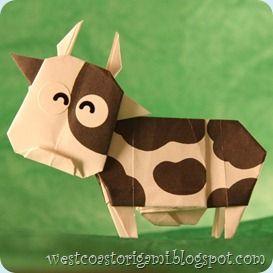 Dobraduras de animais: Vaca