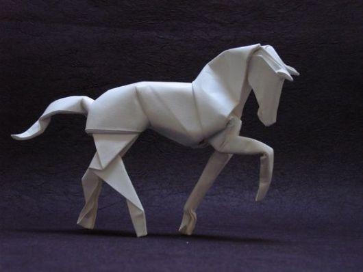 Dobraduras de animais: Cavalo