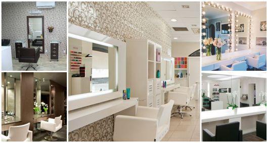 Espelho Para Salão De Beleza 47 Modelos Belíssimos Para