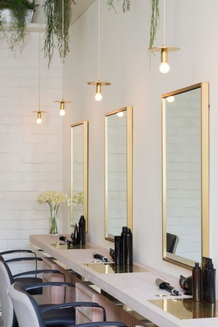 decoração minimalista e moderna