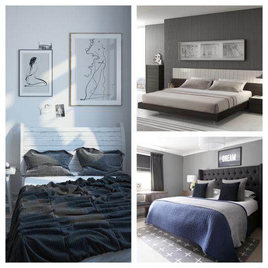 Modelos minimalistas que combinam com uma boa iluminação