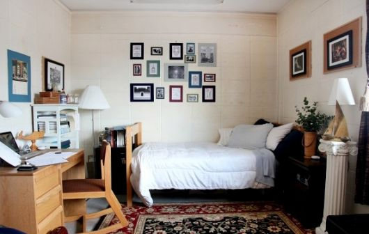 Quadros pequenos para um ambiente minimalista