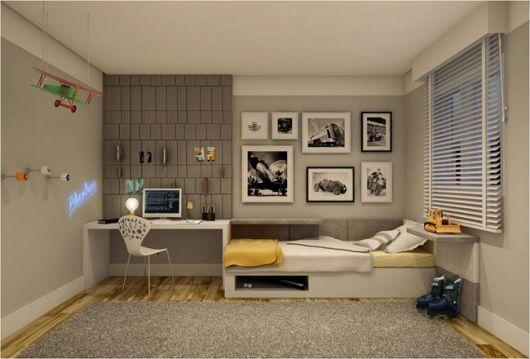 Ótima ideia de quadros para quarto masculino infantil. Sem dúvidas uma disposição bela e harmônica