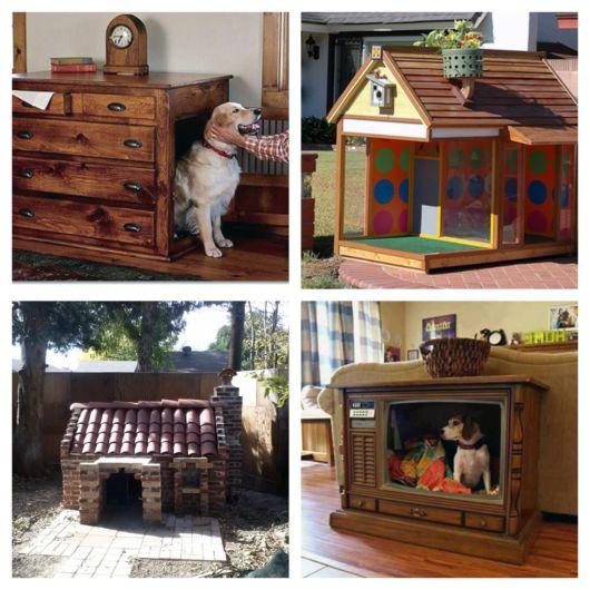 As casinhas de madeira são versáteis e possuem uma versatilidade de formatos