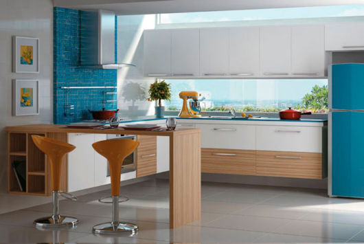 Modelo simples e ideal para uma área gourmet