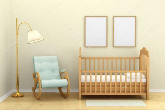 Cadeira grande para o conforto das crianças e para amamentar os bebês