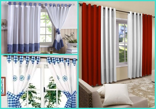Como fazer cortina: Modelos para se inspirar
