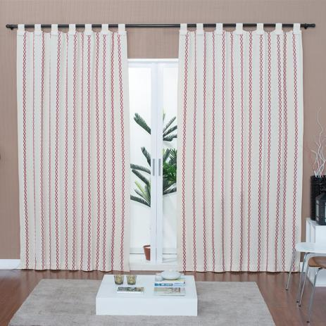 Como fazer cortina: Para sala