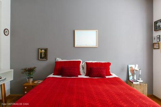 quarto simples decorado