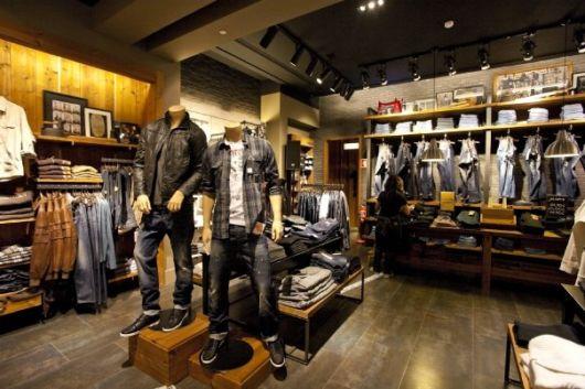 Dica de loja de moda masculina bem modernizada