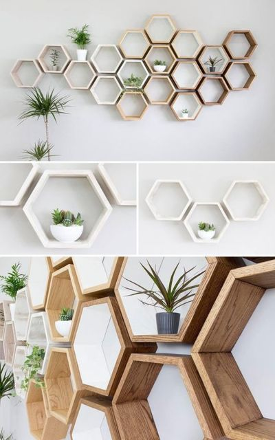 Deixe sua casa mais charmosa com esses nichos