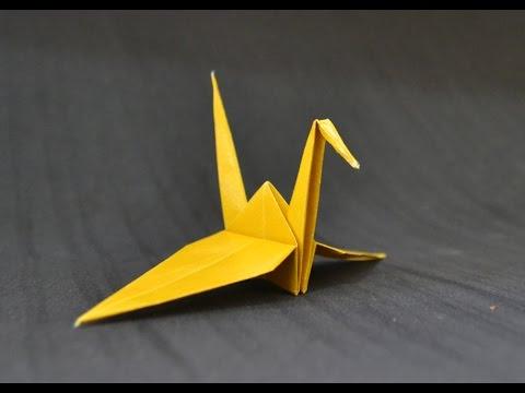Origami fácil: Tsuru