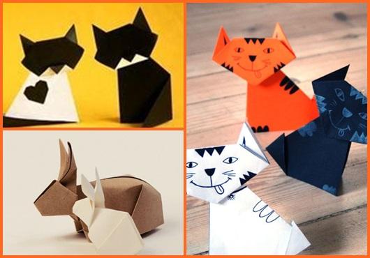 Origami fácil: Inspirações