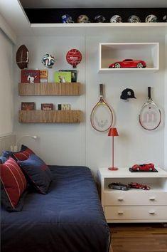 quarto menino decorado
